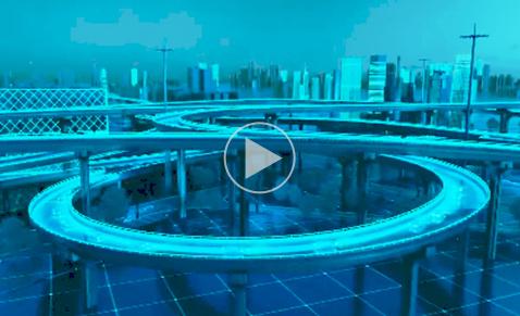《中国亚虎官网登录手机版参与粤港澳大湾区建设白皮书》3D展示